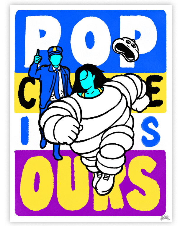POP CULTURE IS OURS