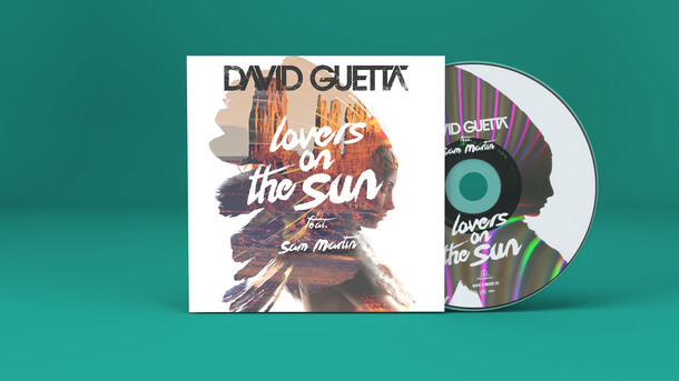 DAVID GUETTA - Lovers on the sun (COVER)