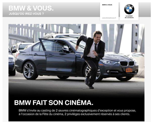 BMW - Newsletters