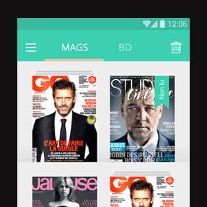 LeKiosk Android app