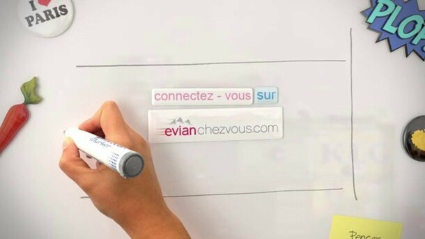Evian Chez Vous