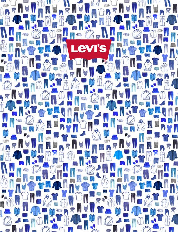 Affiche Levis