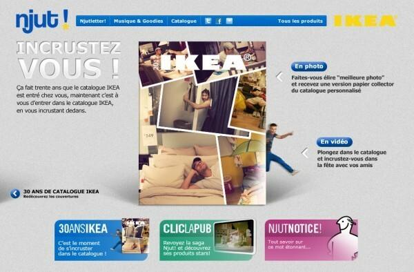 IKEA – Incrustez-vous!