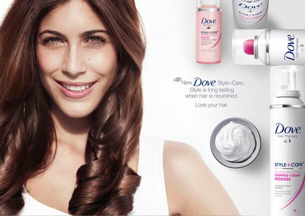 Dove Style+Care
