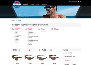 Vuarnet - Collection