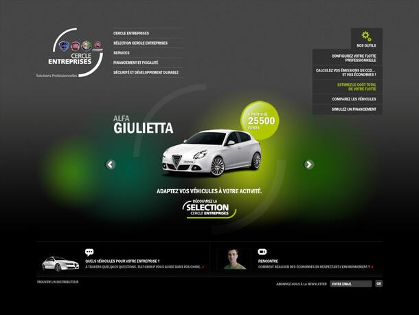 Fiat, Cercle entreprises