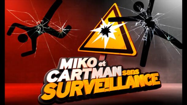 Miko et cartman sous surveillance