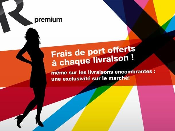 R Express / R Premium. La redoute