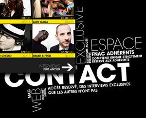 fnac - contact