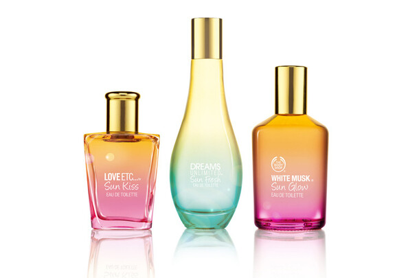 The Body Shop | Summer Fragrances 2012