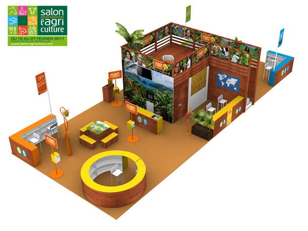 BGM Salon de l'Agriculture 2011