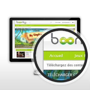 Boonty - Site e-commerce