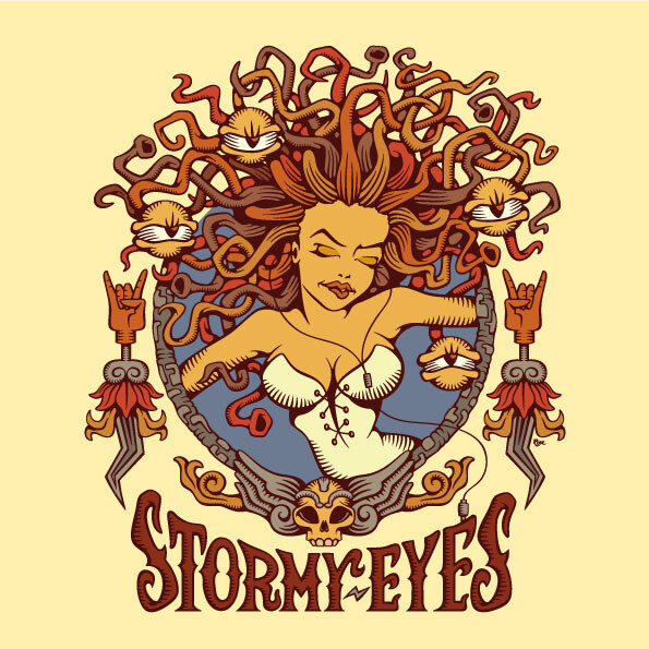 Stormy Eyes