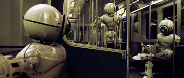 Robots Metro