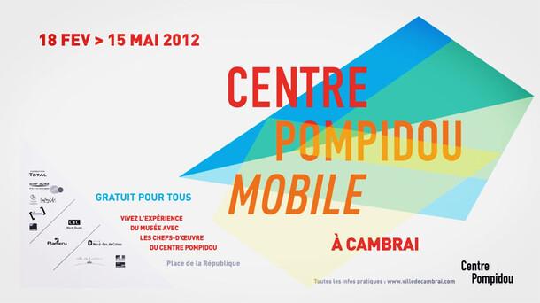 Pompidou Mobile