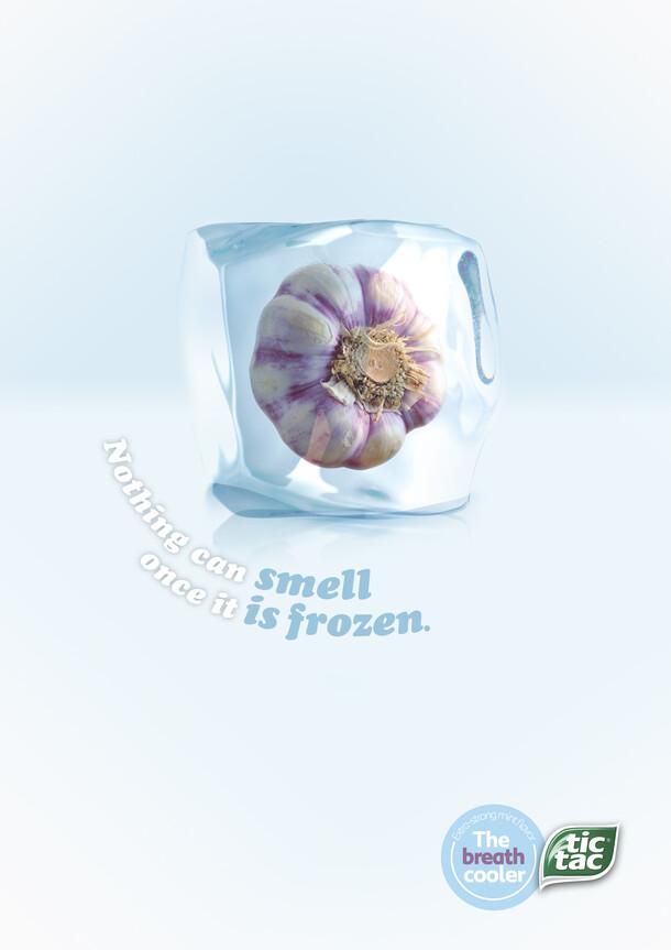 Haleine glacée