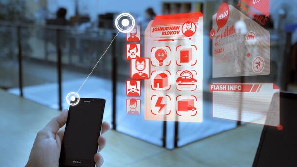 Sony X Peria - Smartphones NFC