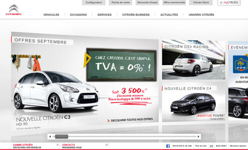 Citroën Pays
