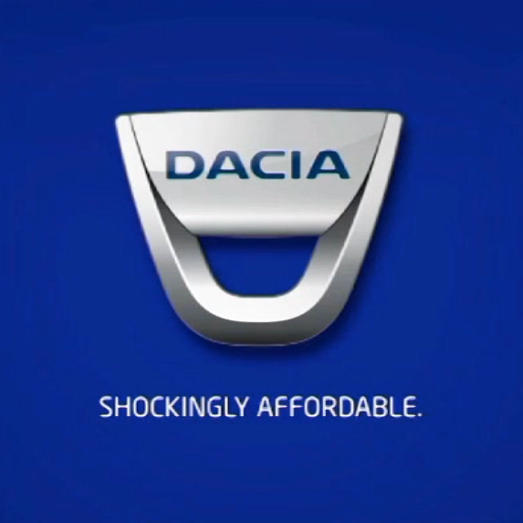 Dacia gamme