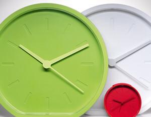 RUBBER clocks