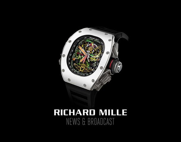 Richard Mille - News & Broadcast
