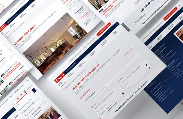 SACD, Web Platform