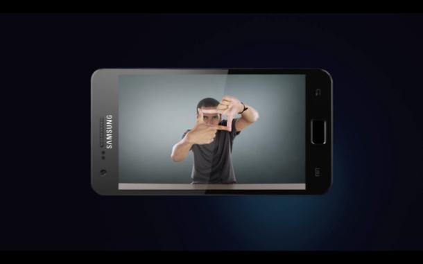 Samsung - Unleash your fingers