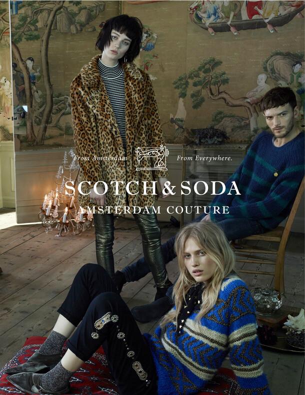 Scotch&Soda print
