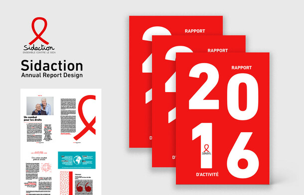 Sidaction - annual report