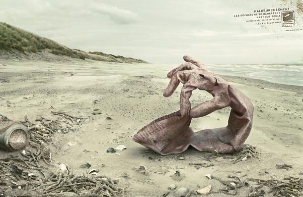 Surfrider / Le gant
