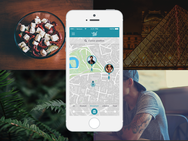 Tod - The Uber of the tourist guide