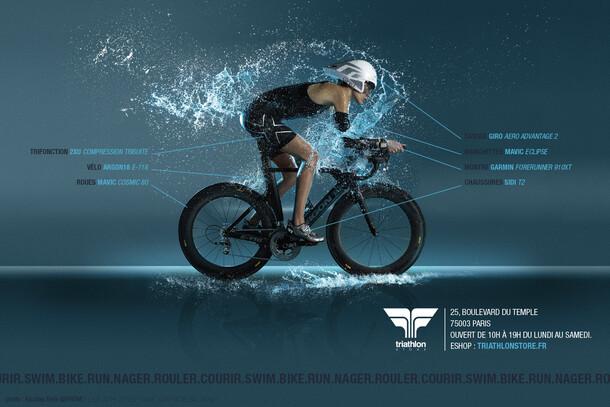 Triathlon Store Commercial